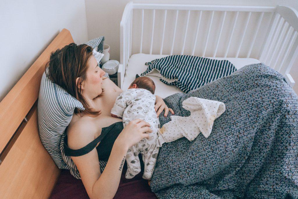 Première semaine d'allaitement-2